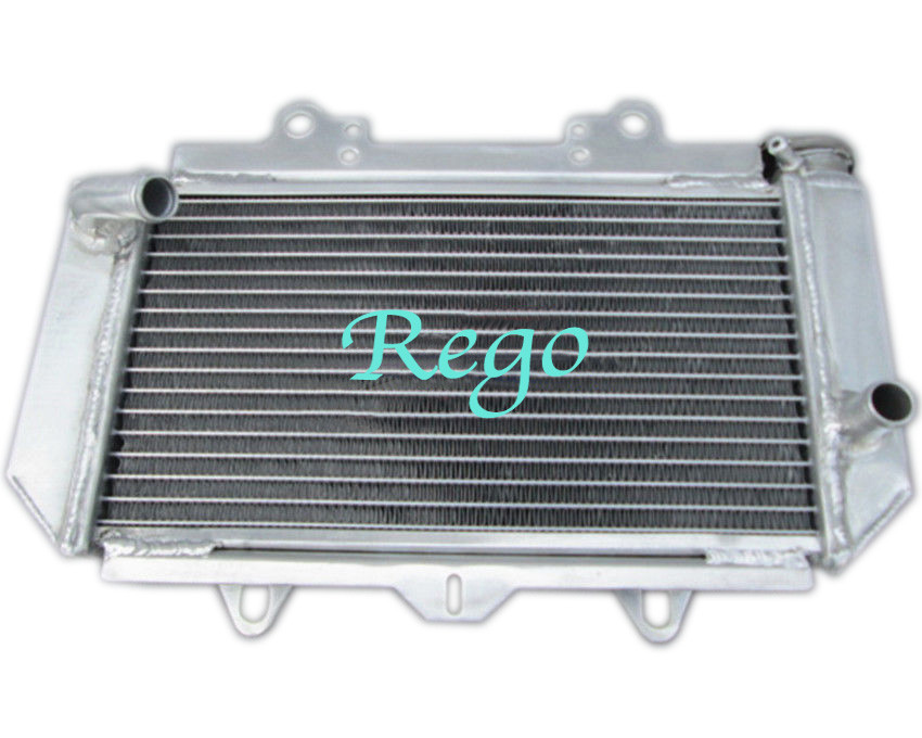 Small Motorcycle Dirt Bike Radiator Aluminum For YAMAHA YFZ450 2004-2009